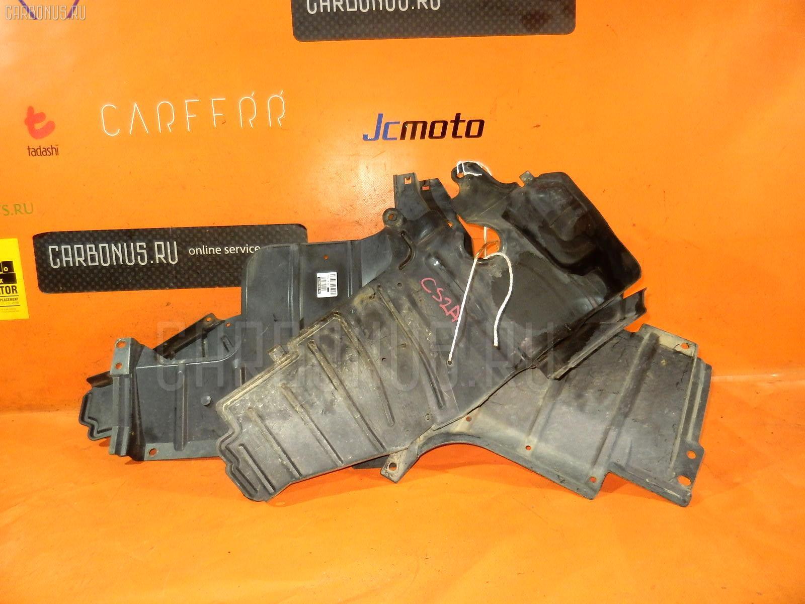 Защита двигателя MITSUBISHI LANCER CS2A 4G15 Фото 2