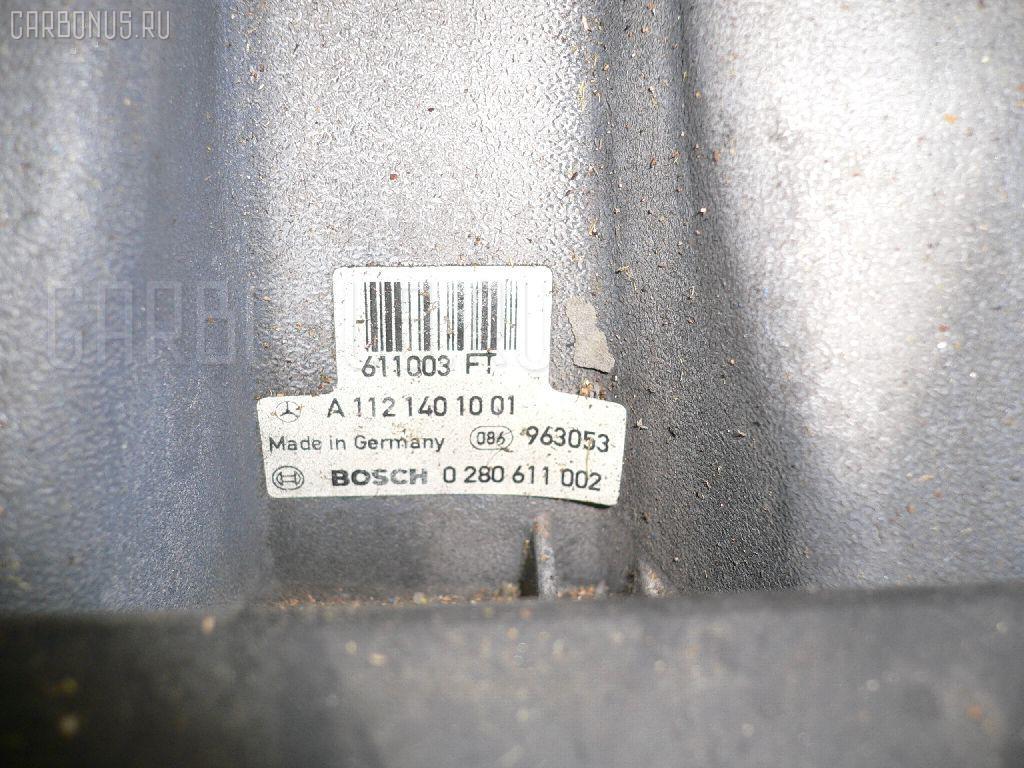 Двигатель MERCEDES-BENZ E-CLASS W210.065 112941 Фото 6