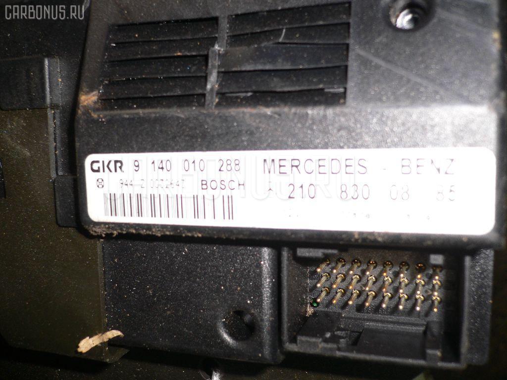 Двигатель MERCEDES-BENZ E-CLASS W210.065 112941 Фото 12