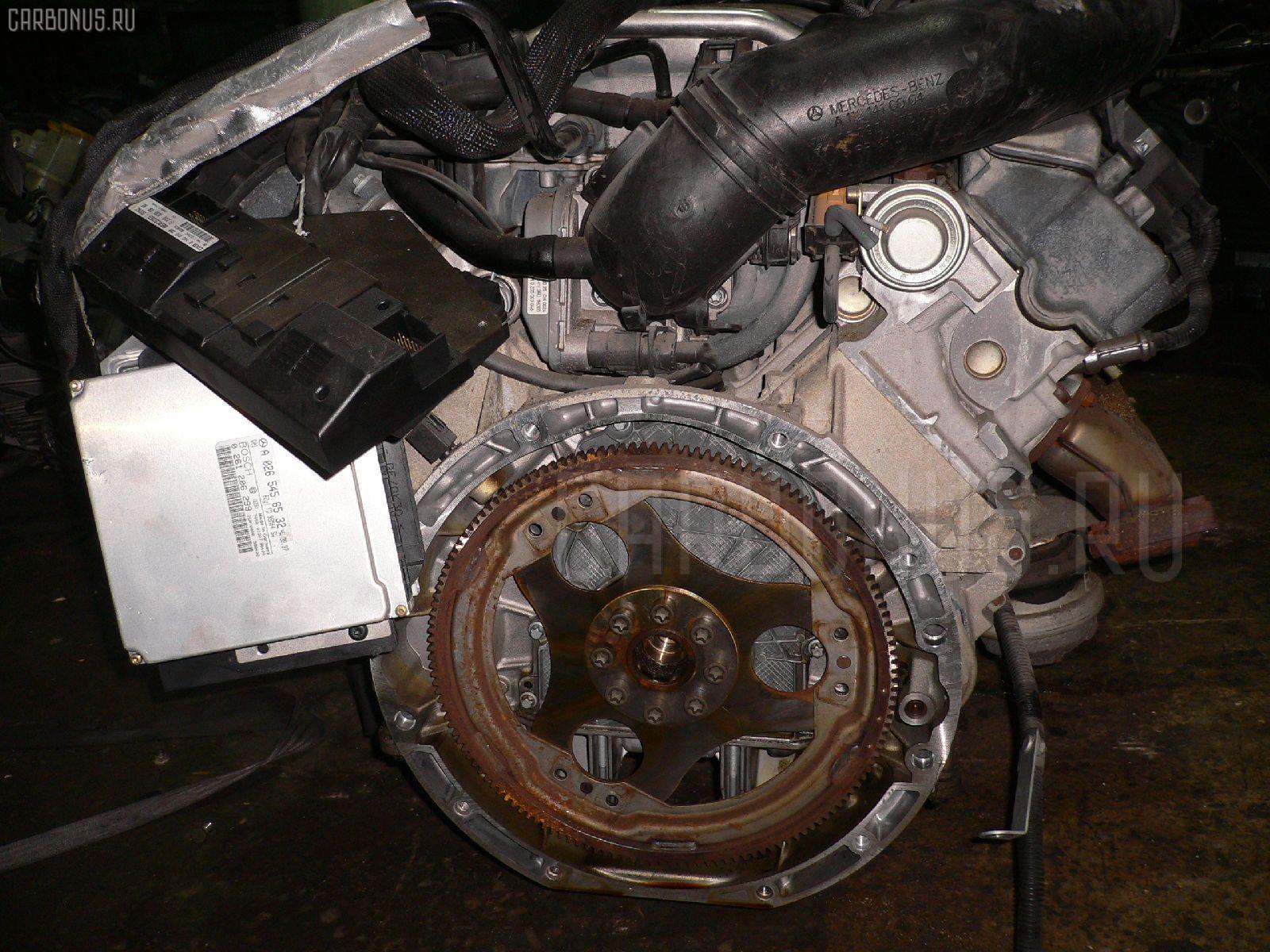 Двигатель MERCEDES-BENZ E-CLASS W210.065 112941 Фото 1