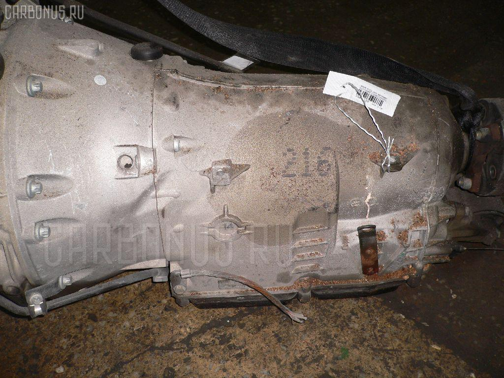 КПП автоматическая MERCEDES-BENZ E-CLASS W210.065 112941. Фото 3