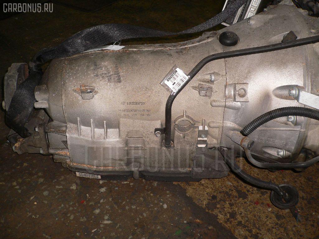 КПП автоматическая MERCEDES-BENZ E-CLASS W210.065 112941. Фото 4