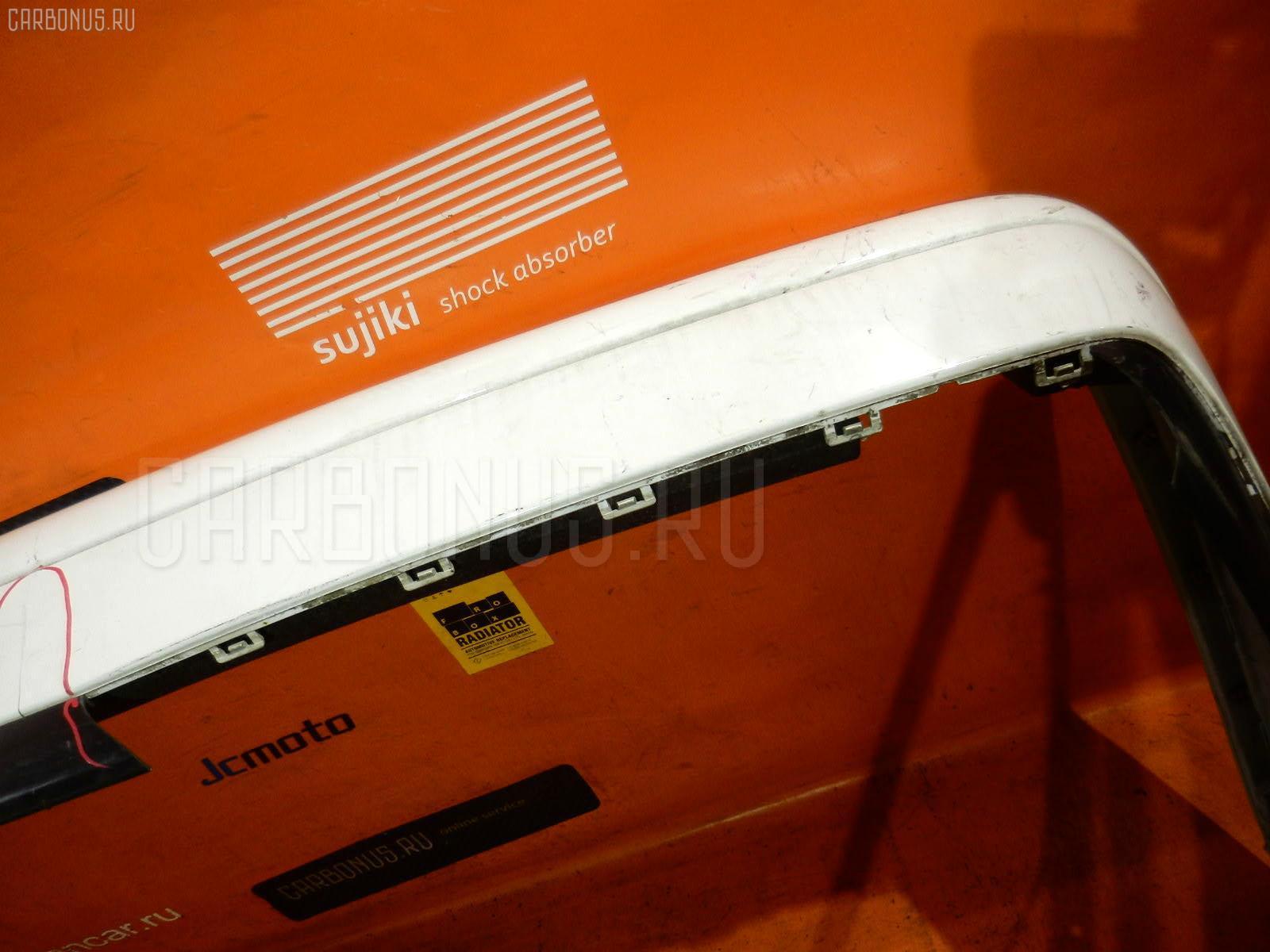 Бампер MERCEDES-BENZ E-CLASS W210.065 Фото 4