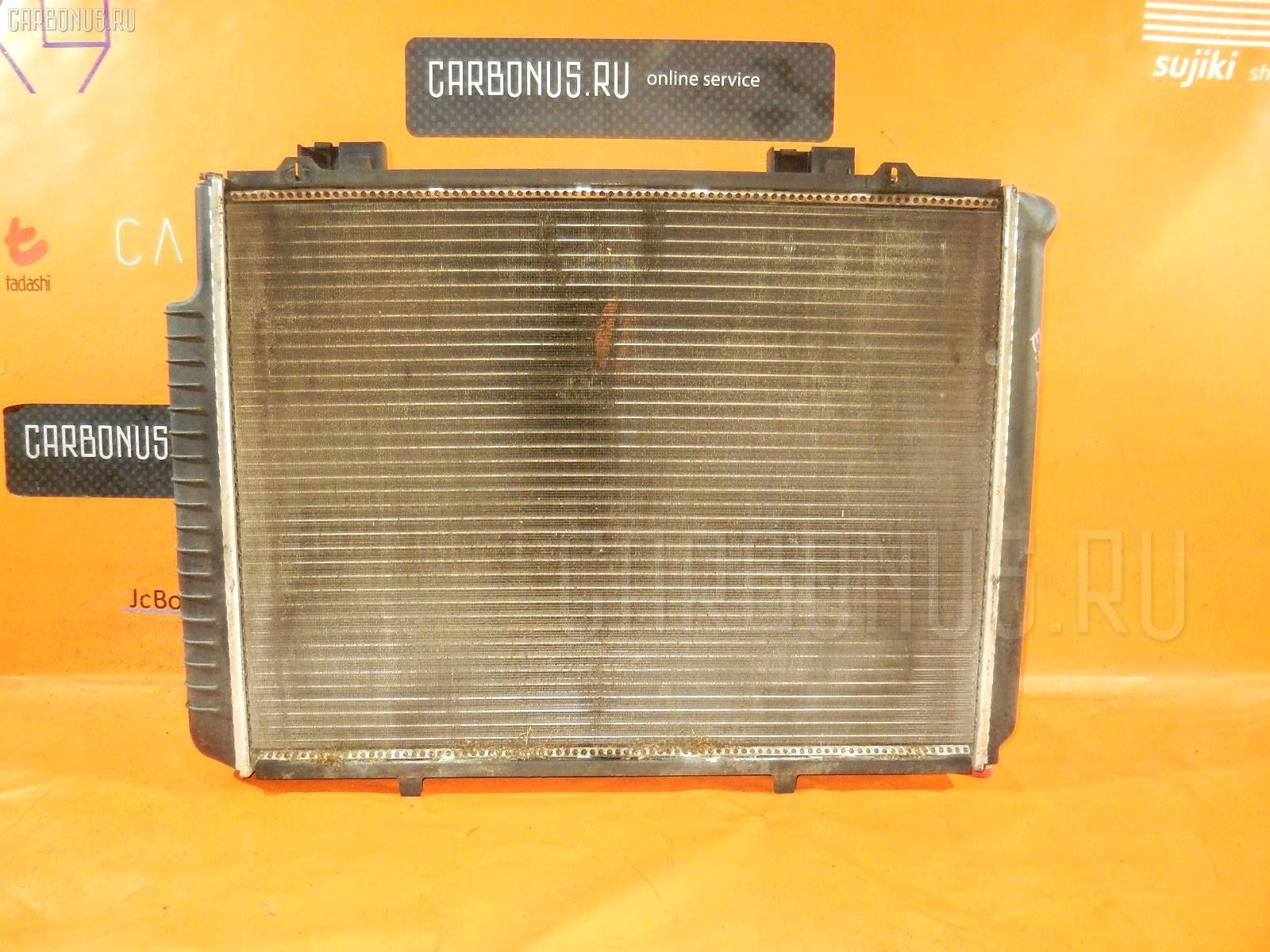 Радиатор ДВС MERCEDES-BENZ E-CLASS W210.065 Фото 2
