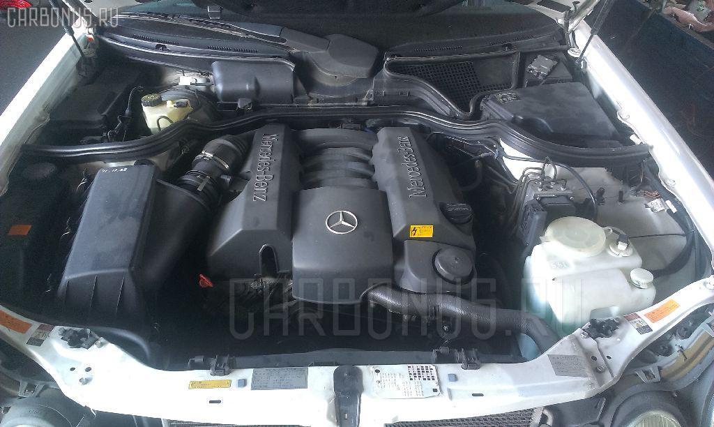 Радиатор ДВС MERCEDES-BENZ E-CLASS W210.065 Фото 6