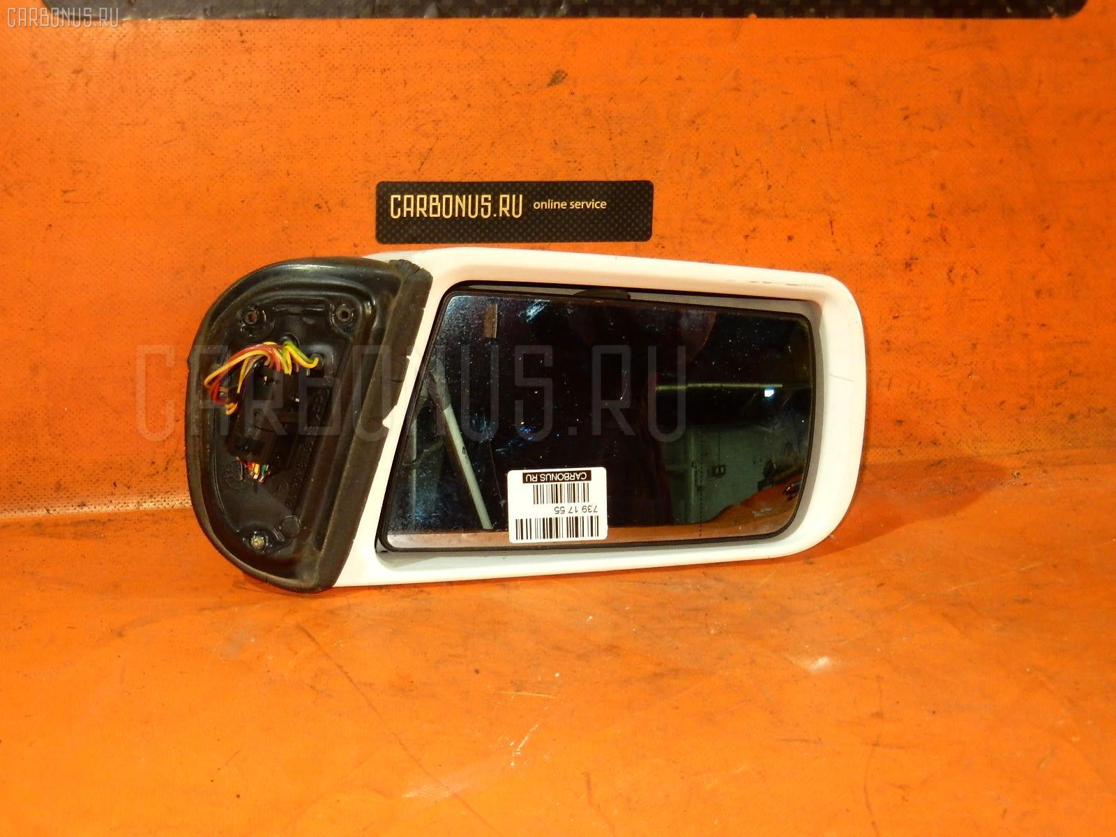 Зеркало двери боковой MERCEDES-BENZ E-CLASS W210.065 Фото 1