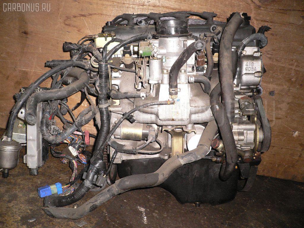 Двигатель NISSAN CUBE Z10 CG13DE Фото 8