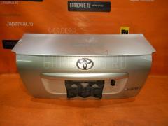 Крышка багажника TOYOTA AVENSIS AZT250 Фото 1