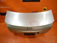Крышка багажника TOYOTA AVENSIS AZT250 Фото 3