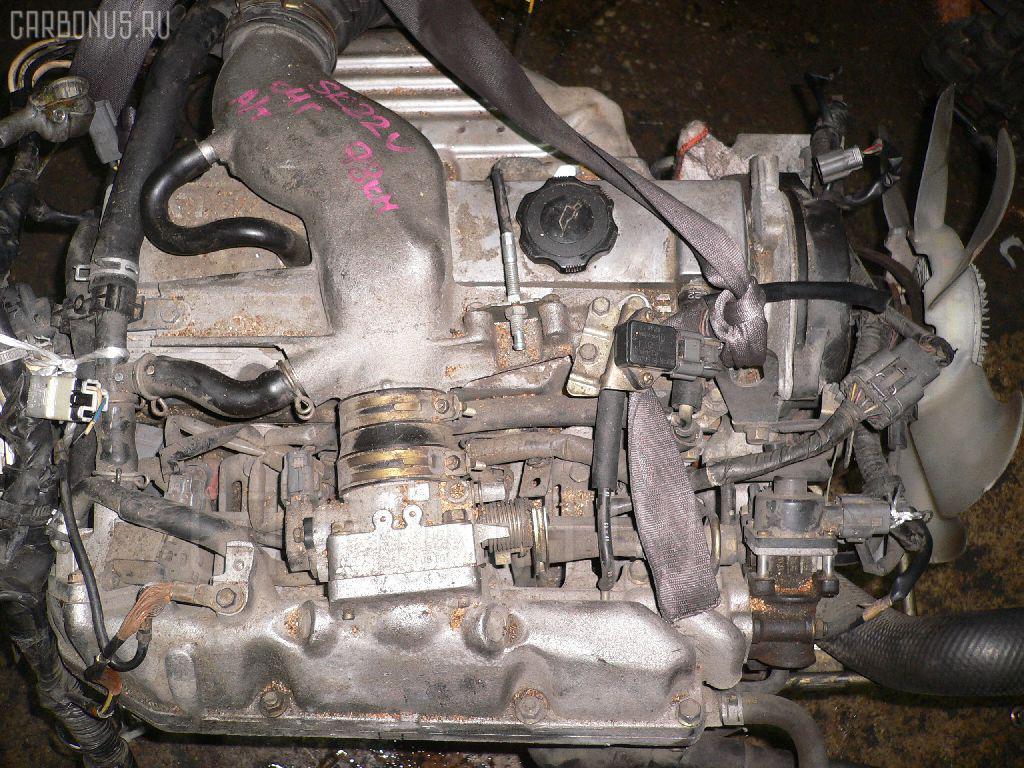 Двигатель MAZDA BONGO SK82V F8 Фото 1