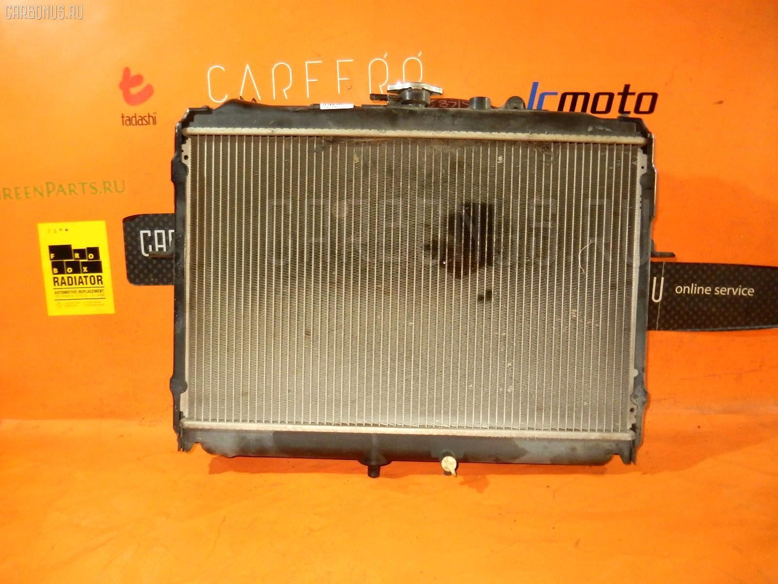 Радиатор ДВС MAZDA BONGO SK82V F8 Фото 1