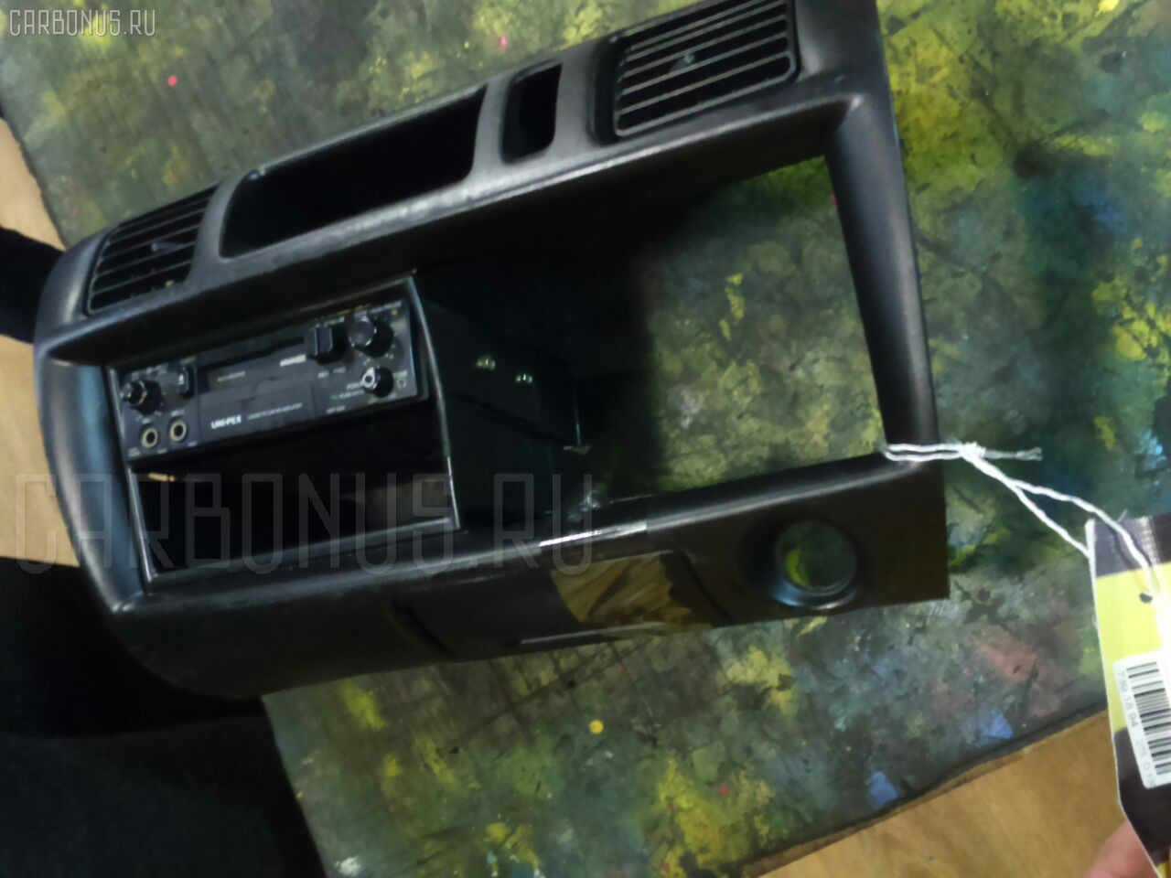 Консоль магнитофона MAZDA BONGO SK82V Фото 1