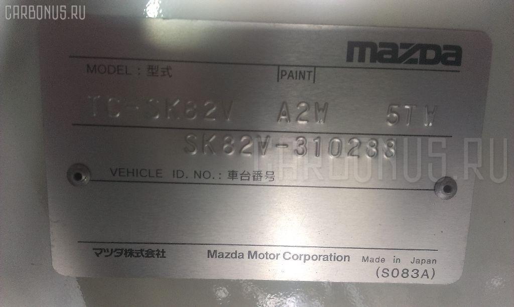 Педаль подачи топлива MAZDA BONGO SK82V F8 Фото 7