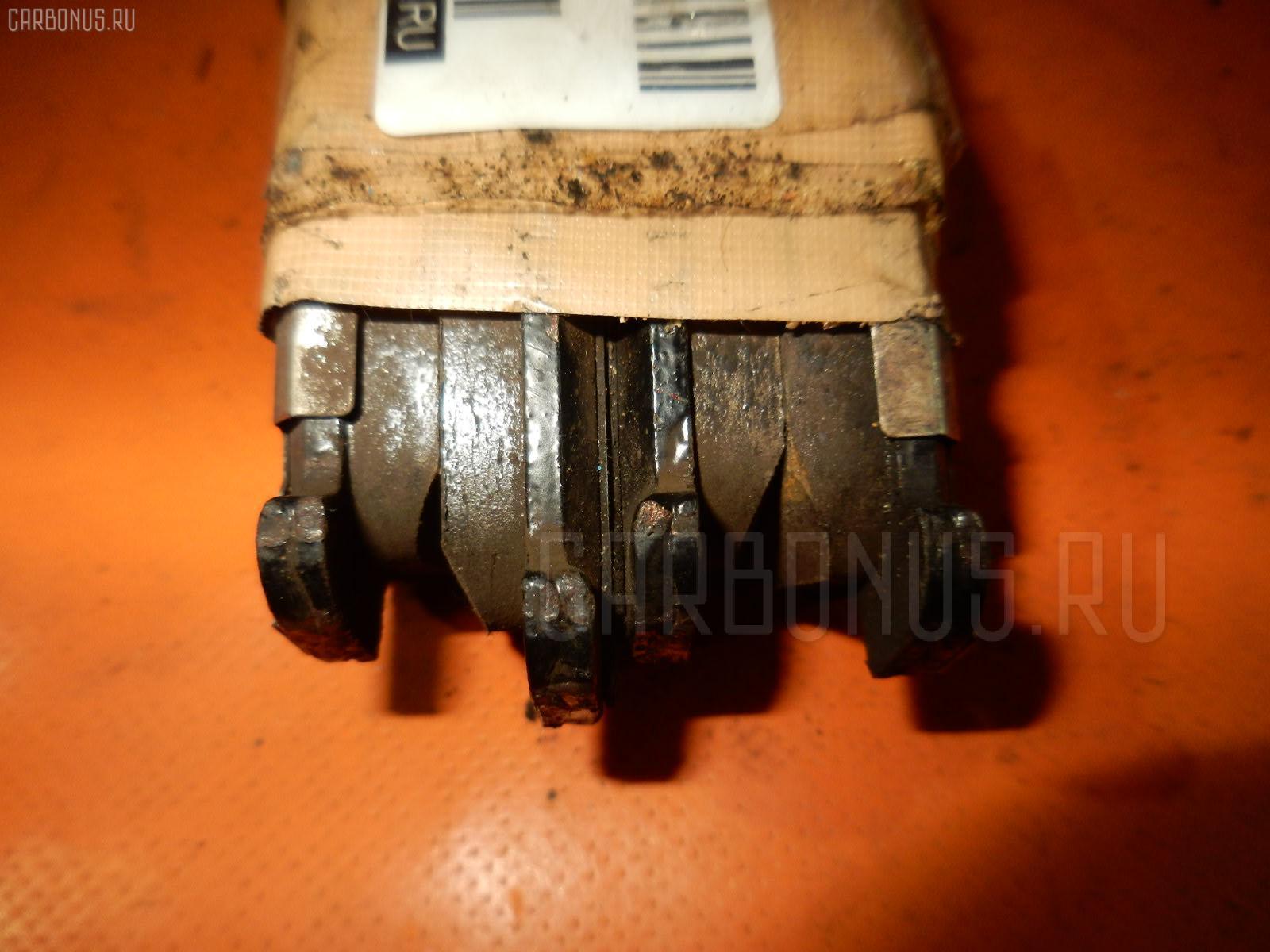 Тормозные колодки TOYOTA PASSO KGC10 1KR-FE. Фото 8