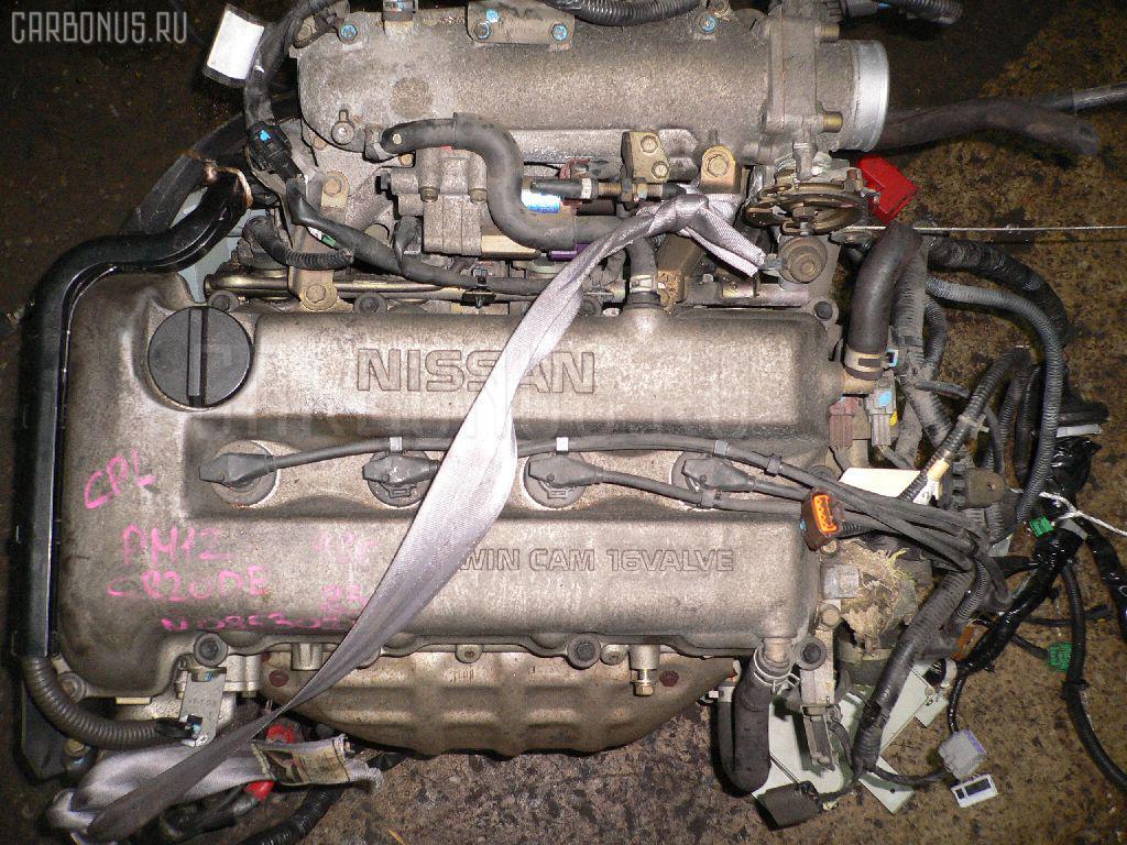 Двигатель NISSAN LIBERTY PM12 SR20DE Фото 5