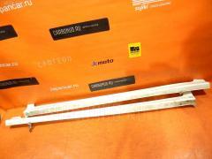 Порог кузова пластиковый ( обвес ) HONDA AIRWAVE GJ1 Фото 1