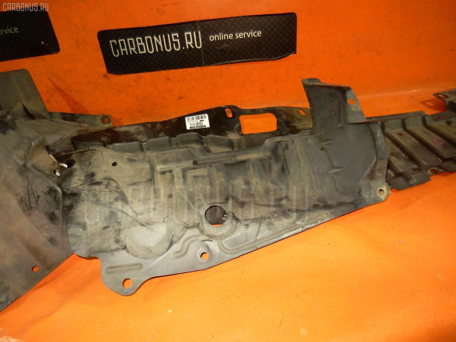 Защита двигателя NISSAN LIBERTY PM12 SR20DE Фото 1