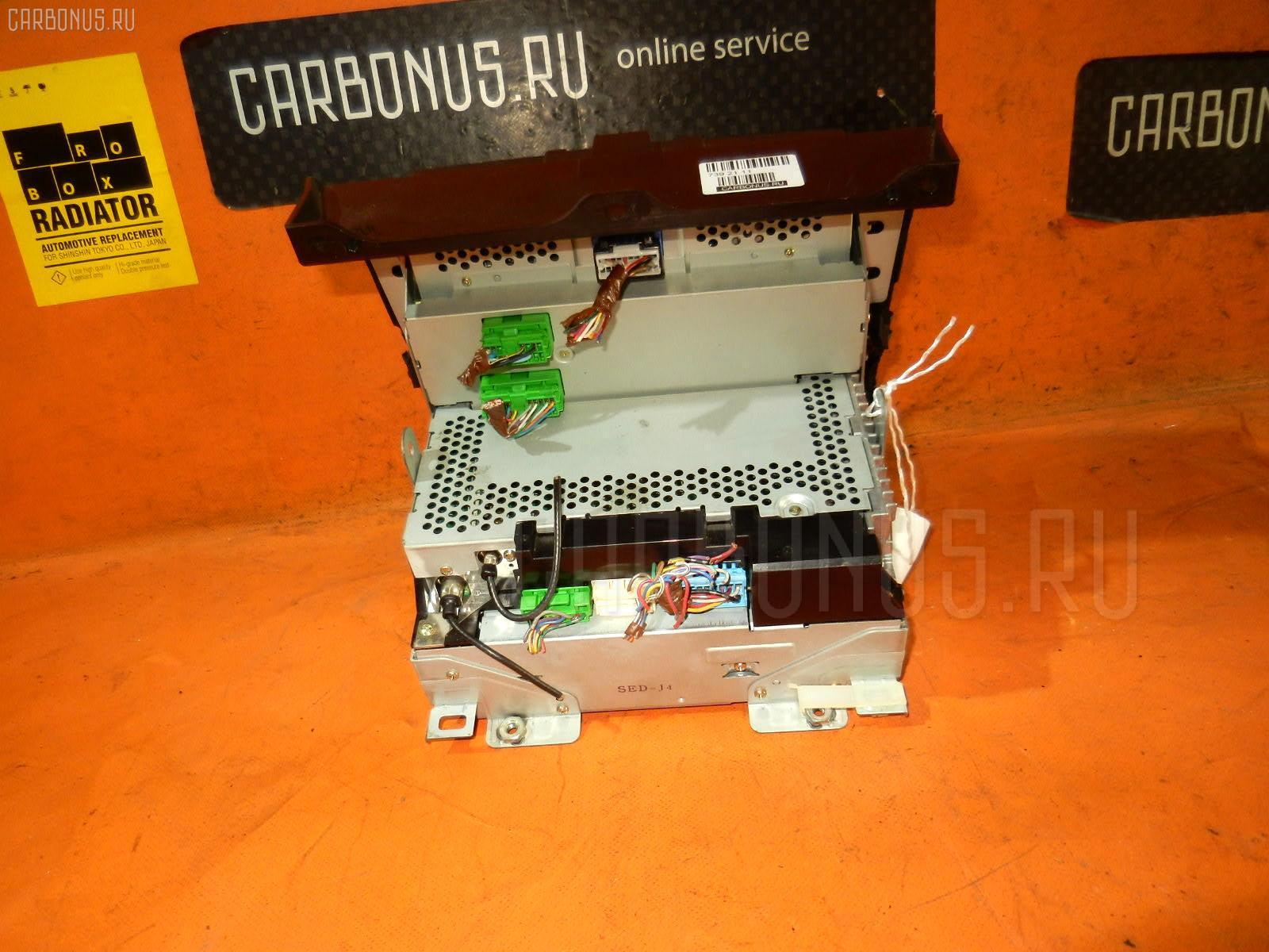 Блок управления климатконтроля HONDA ACCORD WAGON CM2 K24A Фото 2