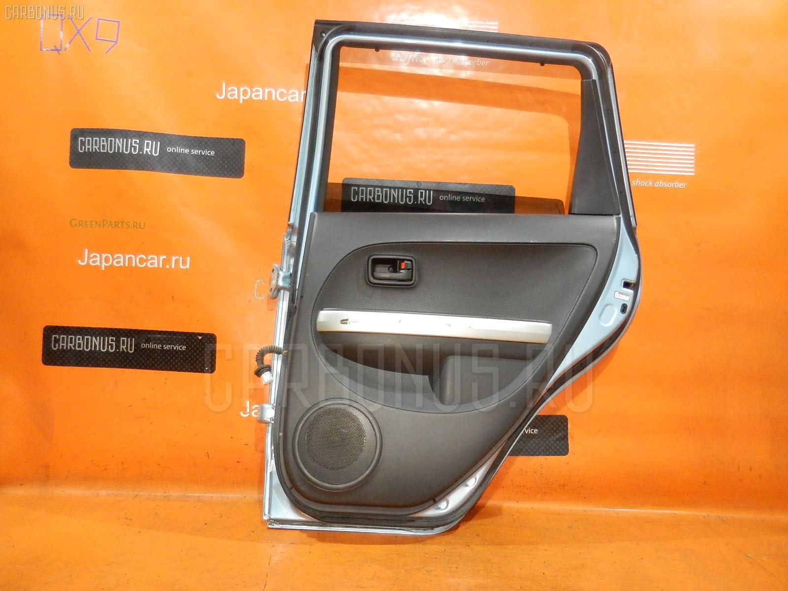 Дверь боковая TOYOTA IST NCP60 Фото 3