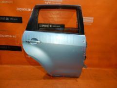 Дверь боковая Toyota Ist NCP60 Фото 2