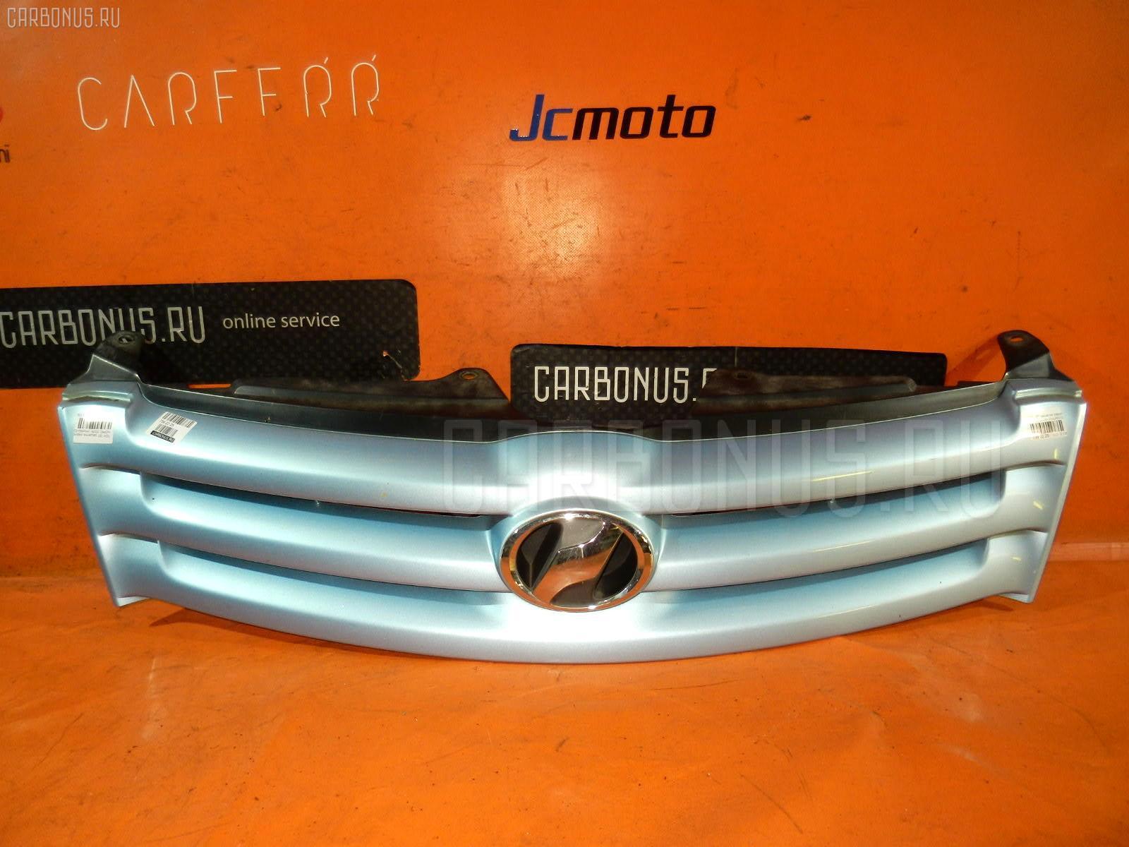 Решетка радиатора TOYOTA IST NCP60 Фото 1