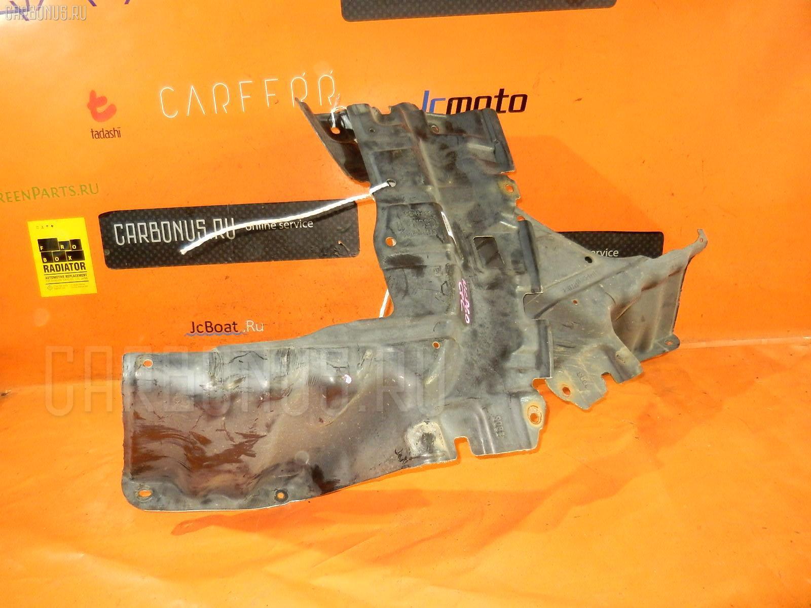 Защита двигателя TOYOTA IST NCP60 2NZ-FE. Фото 4