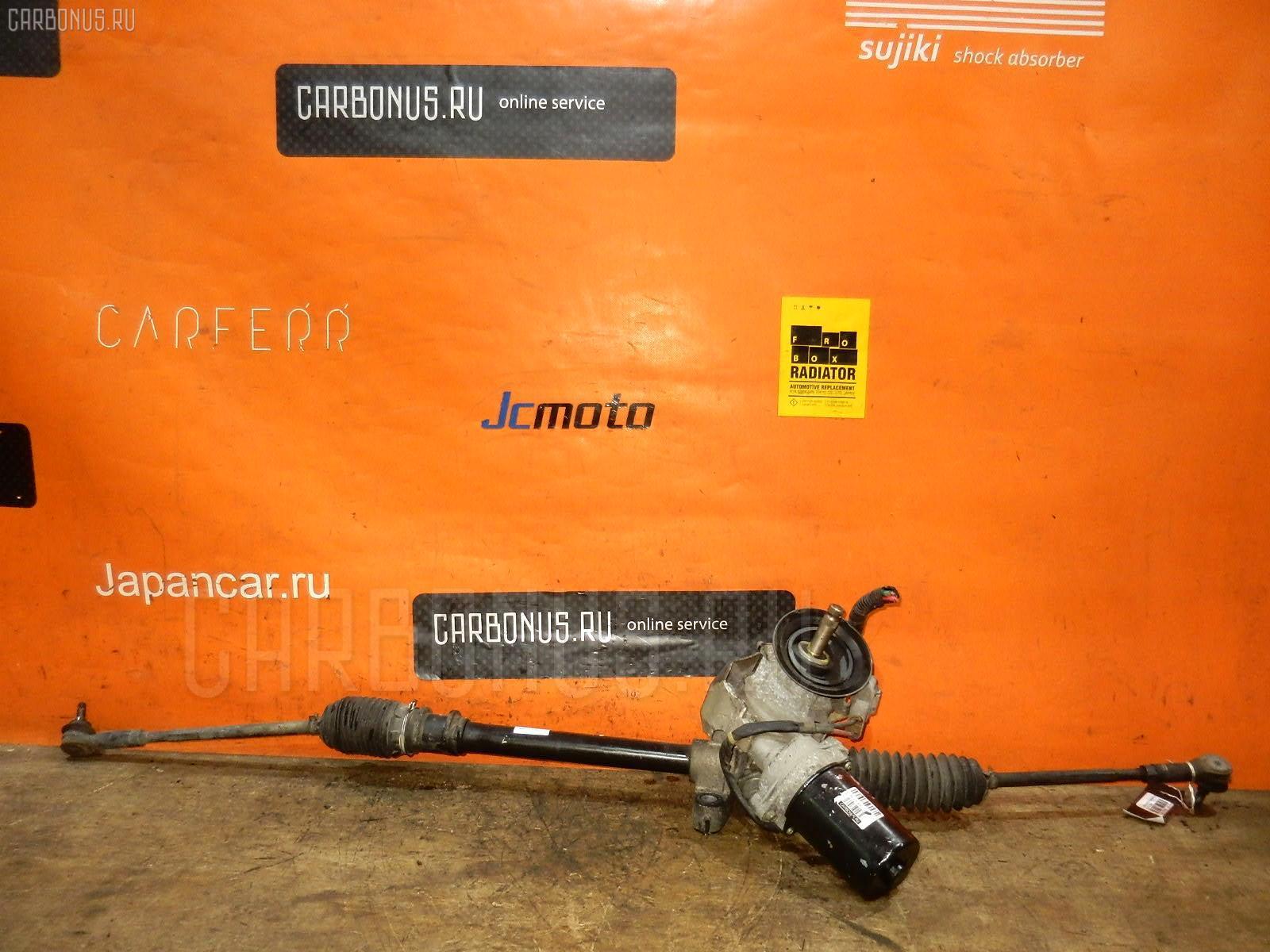 Рулевая рейка Honda Airwave GJ1 L15A Фото 1