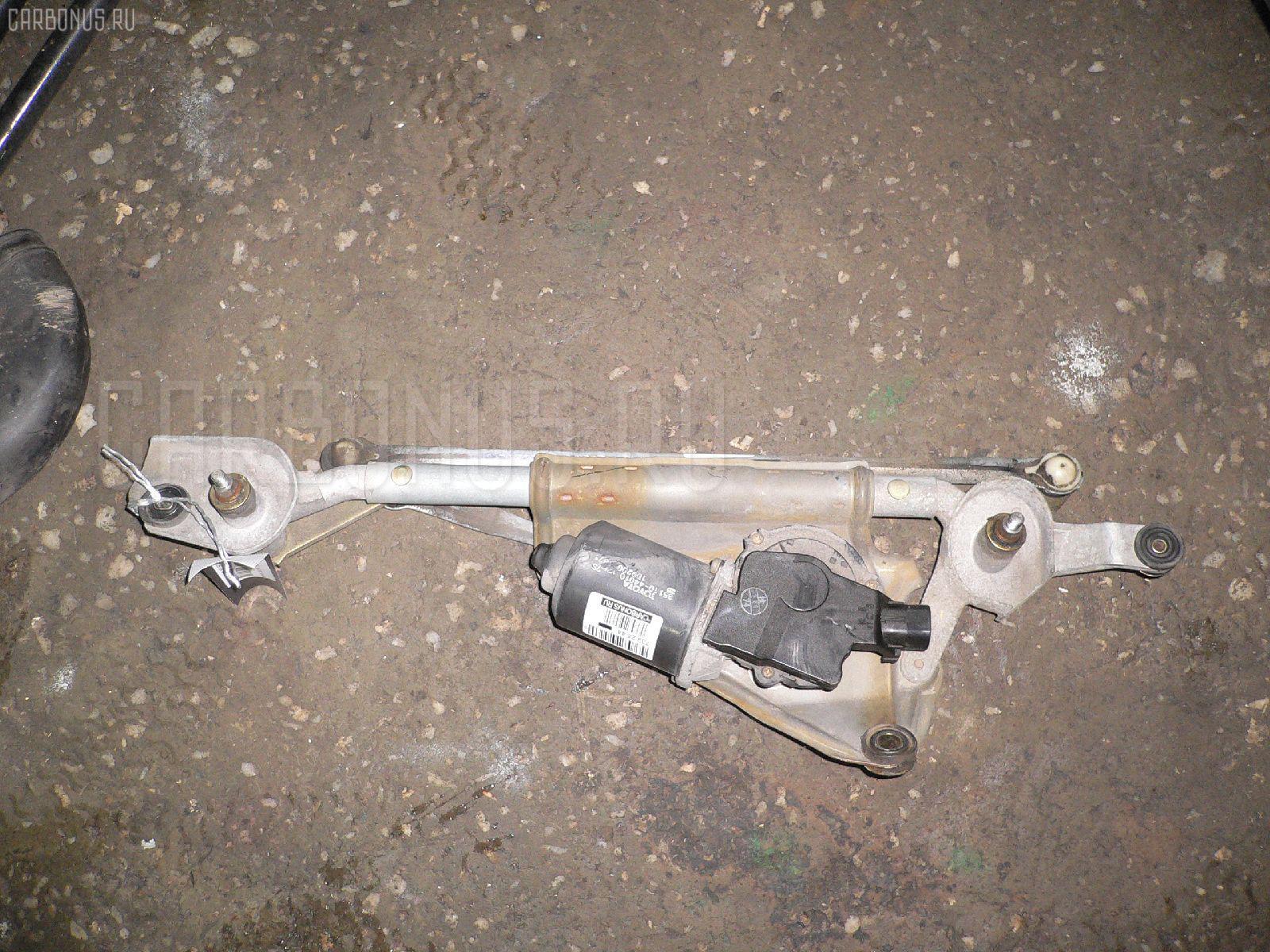 Мотор привода дворников Toyota Ipsum SXM10G Фото 1