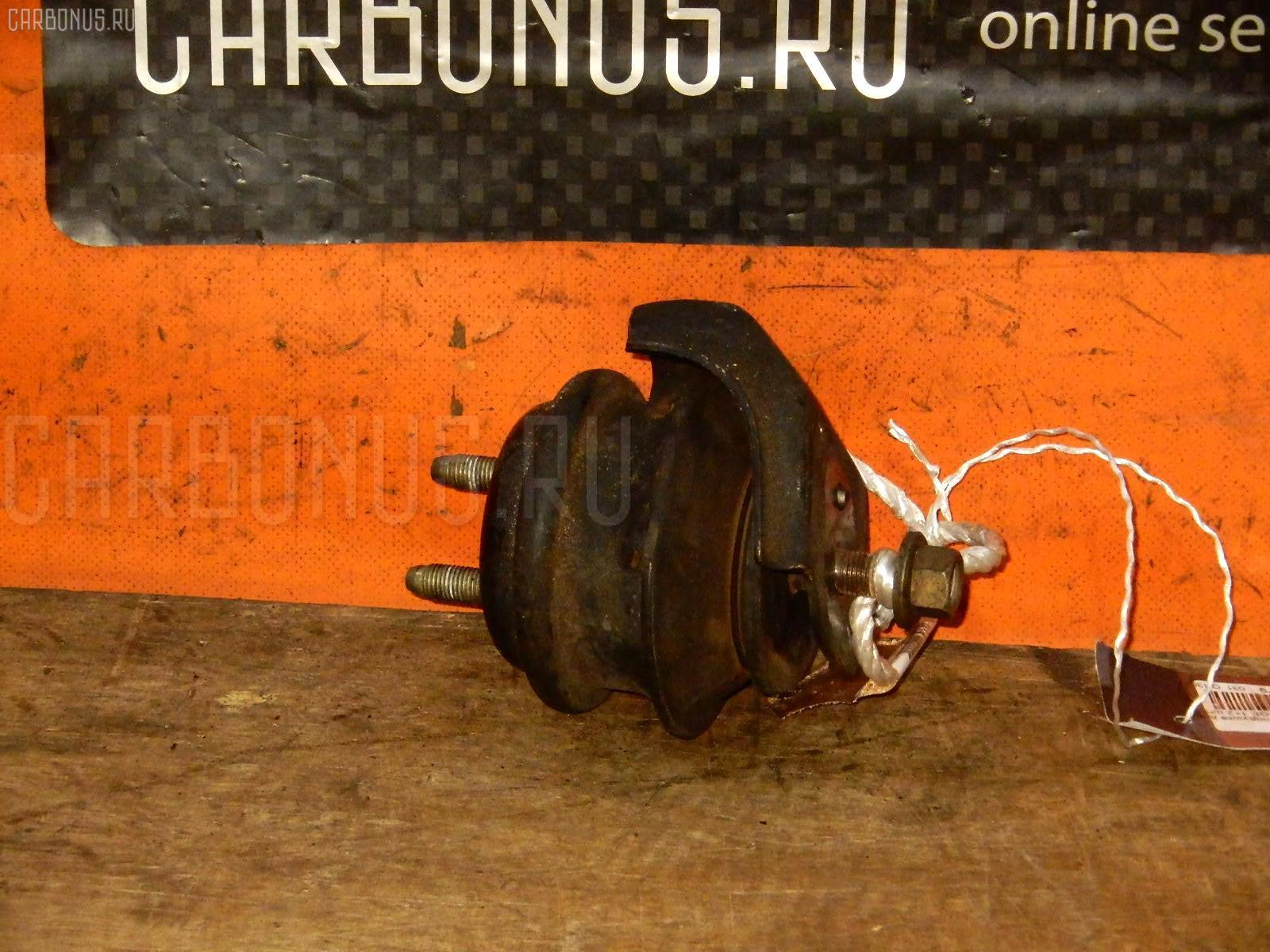 Подушка двигателя TOYOTA CROWN JZS151 1JZ-GE. Фото 6