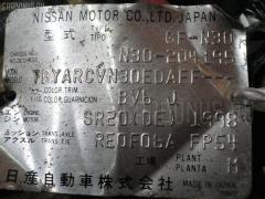 б/у КПП автоматическая NISSAN RNESSA N30 SR20DE