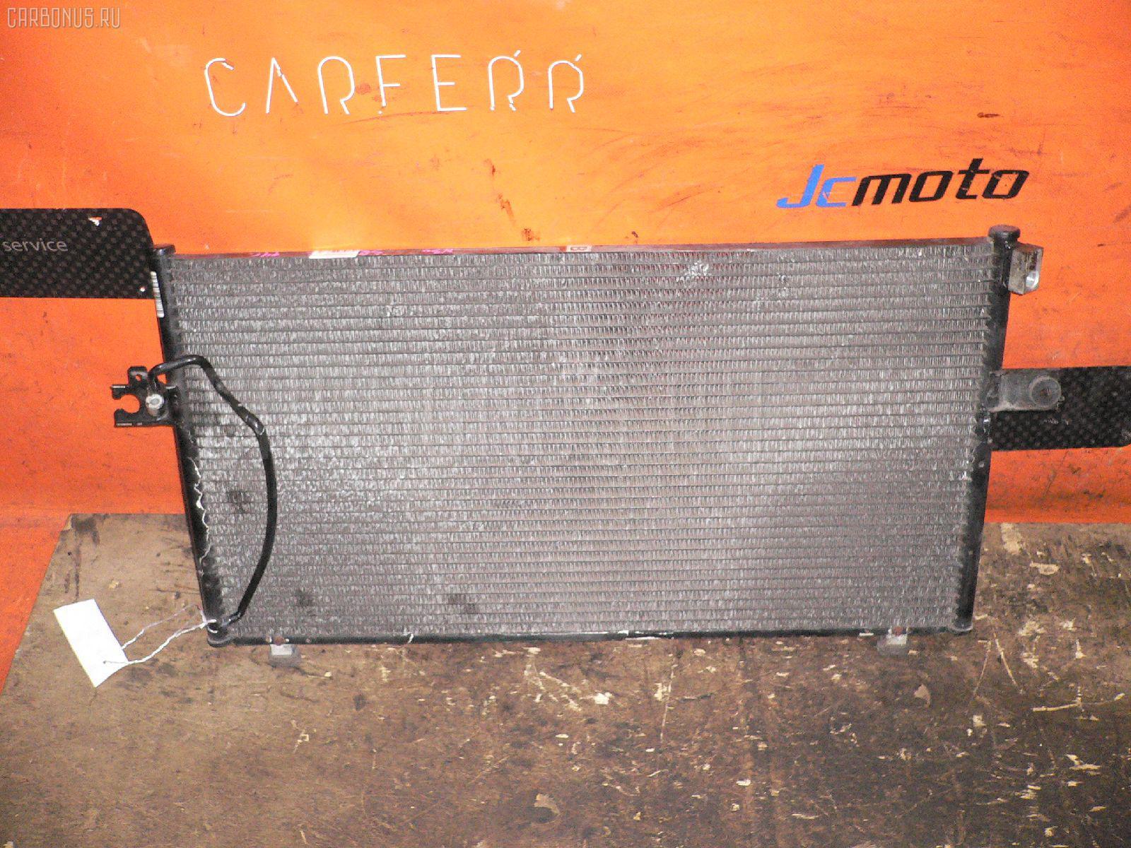 Радиатор кондиционера NISSAN RNESSA N30 SR20DE. Фото 7