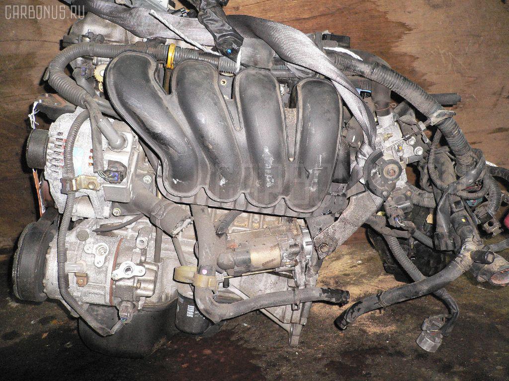 Двигатель TOYOTA WISH ZNE10G 1ZZ-FE Фото 11
