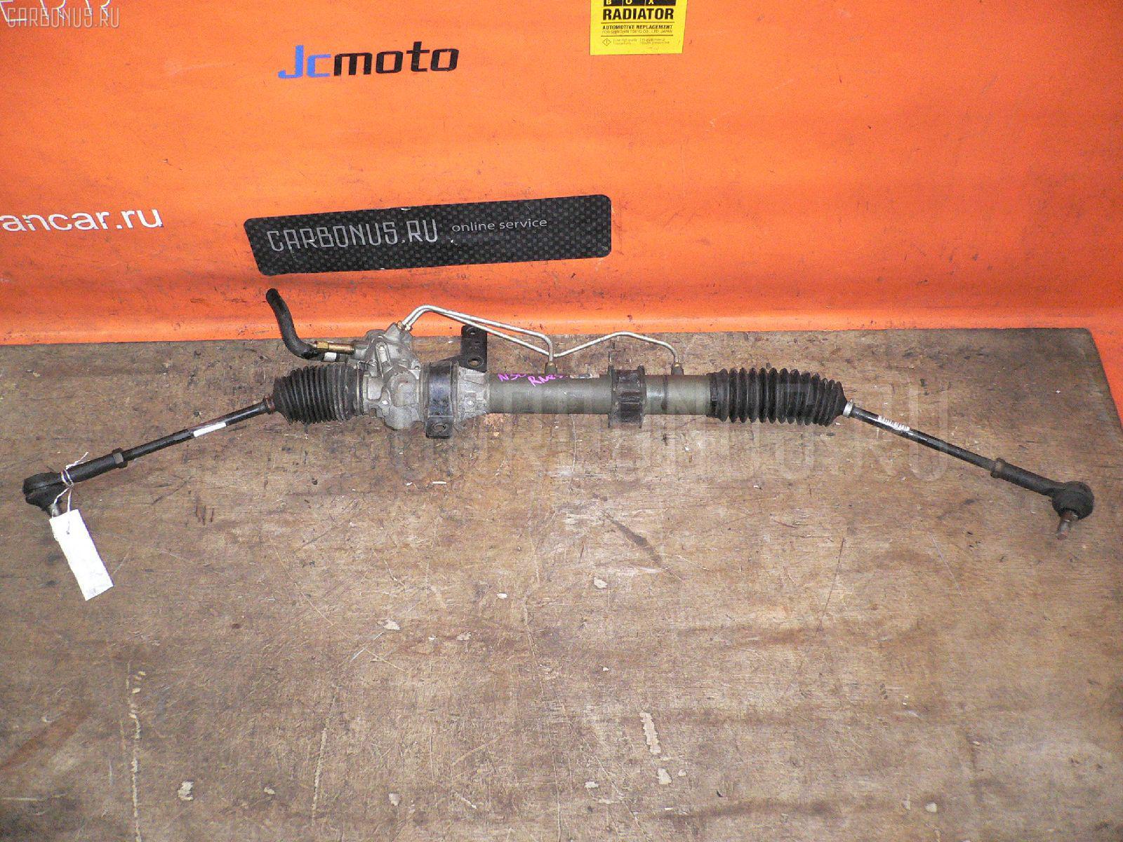 Рулевая рейка NISSAN RNESSA N30 SR20DE. Фото 5