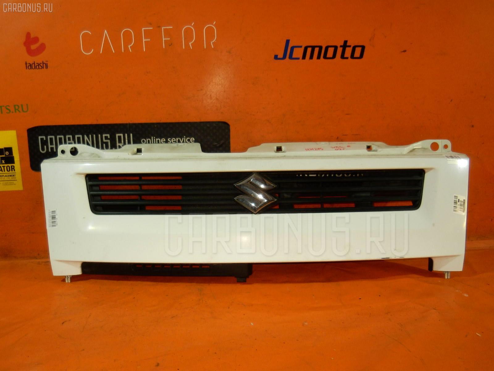 Решетка радиатора SUZUKI WAGON R MH21S. Фото 10