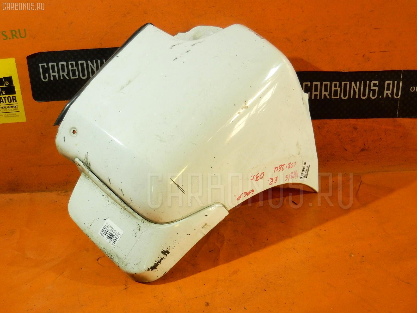 Клык бампера SUZUKI WAGON R MH21S Фото 1