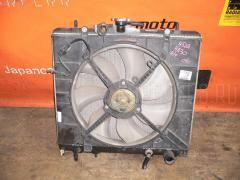 Радиатор ДВС Mitsubishi Pajero mini H58A 4A30T Фото 2