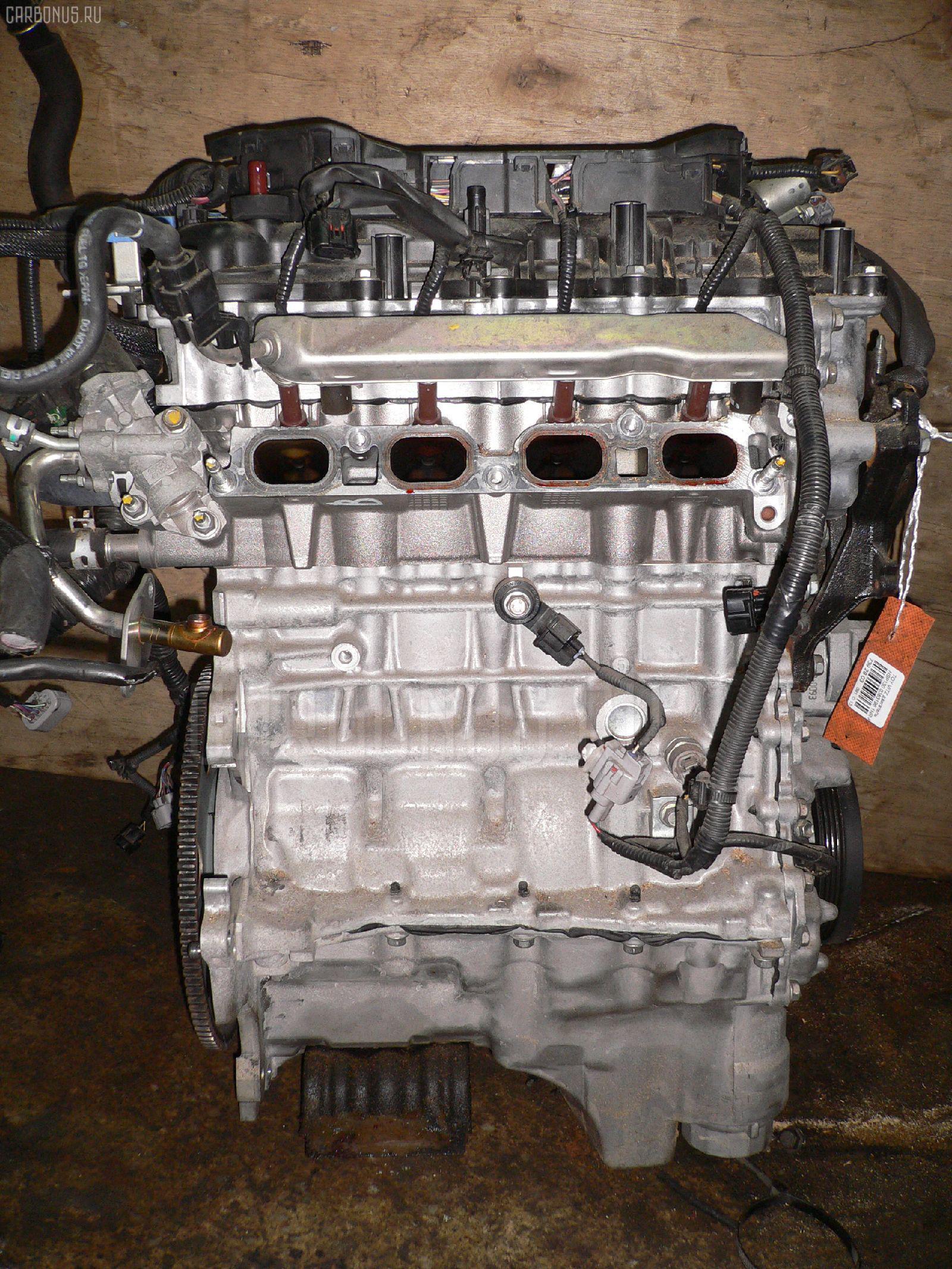 Двигатель TOYOTA VITZ NSP130 1NR-FE Фото 6