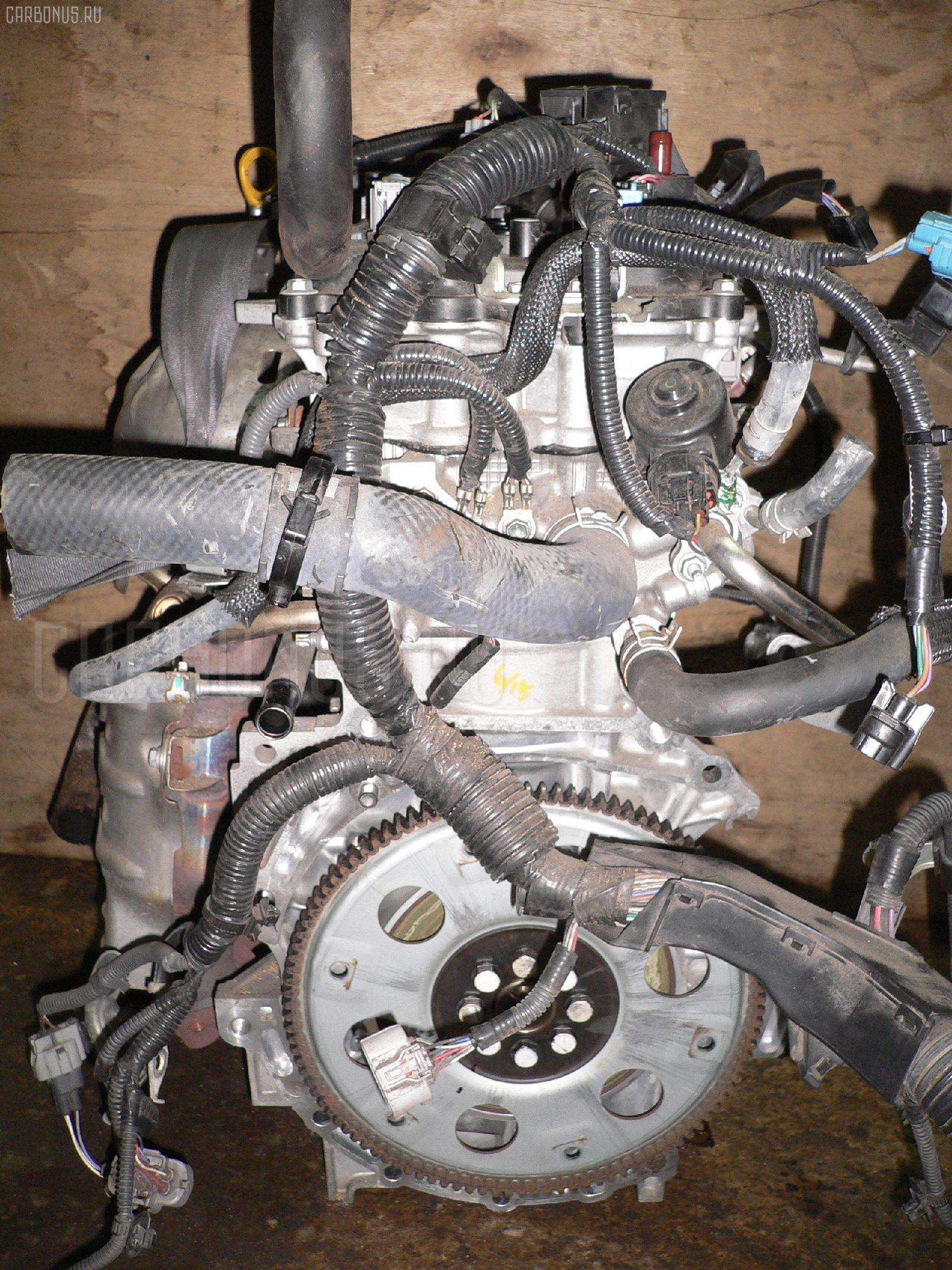 Двигатель TOYOTA VITZ NSP130 1NR-FE Фото 7