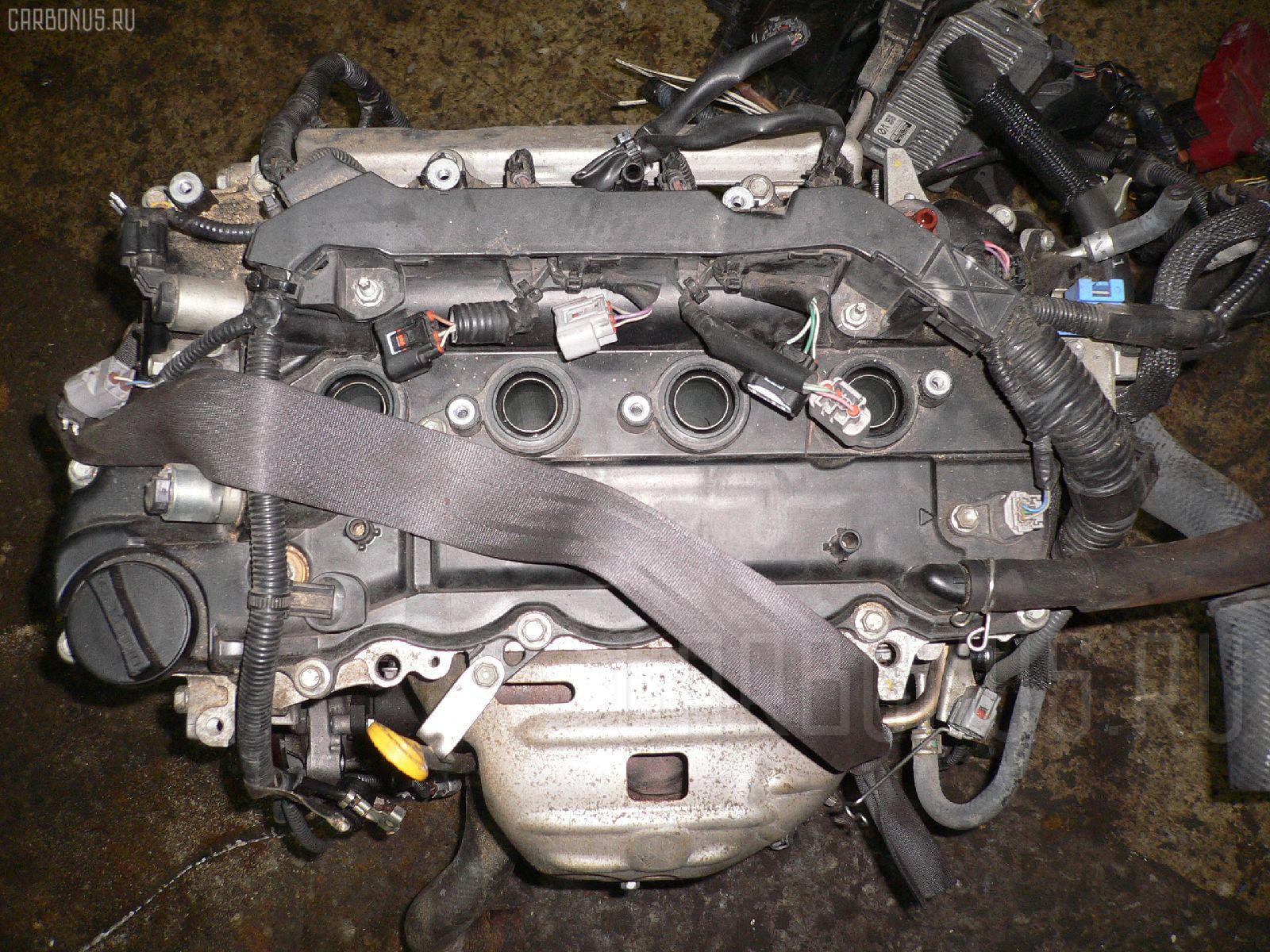Двигатель TOYOTA VITZ NSP130 1NR-FE Фото 1