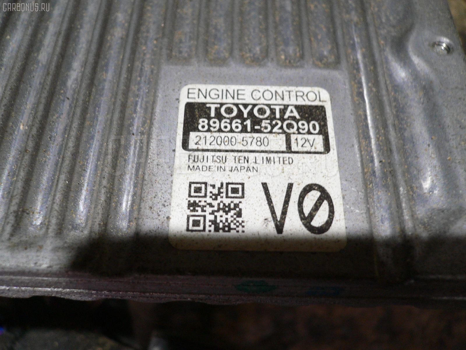 Двигатель TOYOTA VITZ NSP130 1NR-FE Фото 10