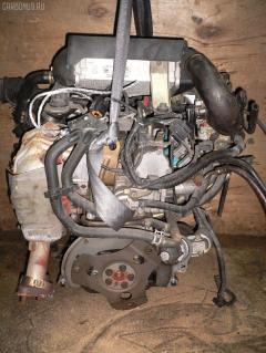 Двигатель Mitsubishi Pajero mini H58A 4A30T Фото 15