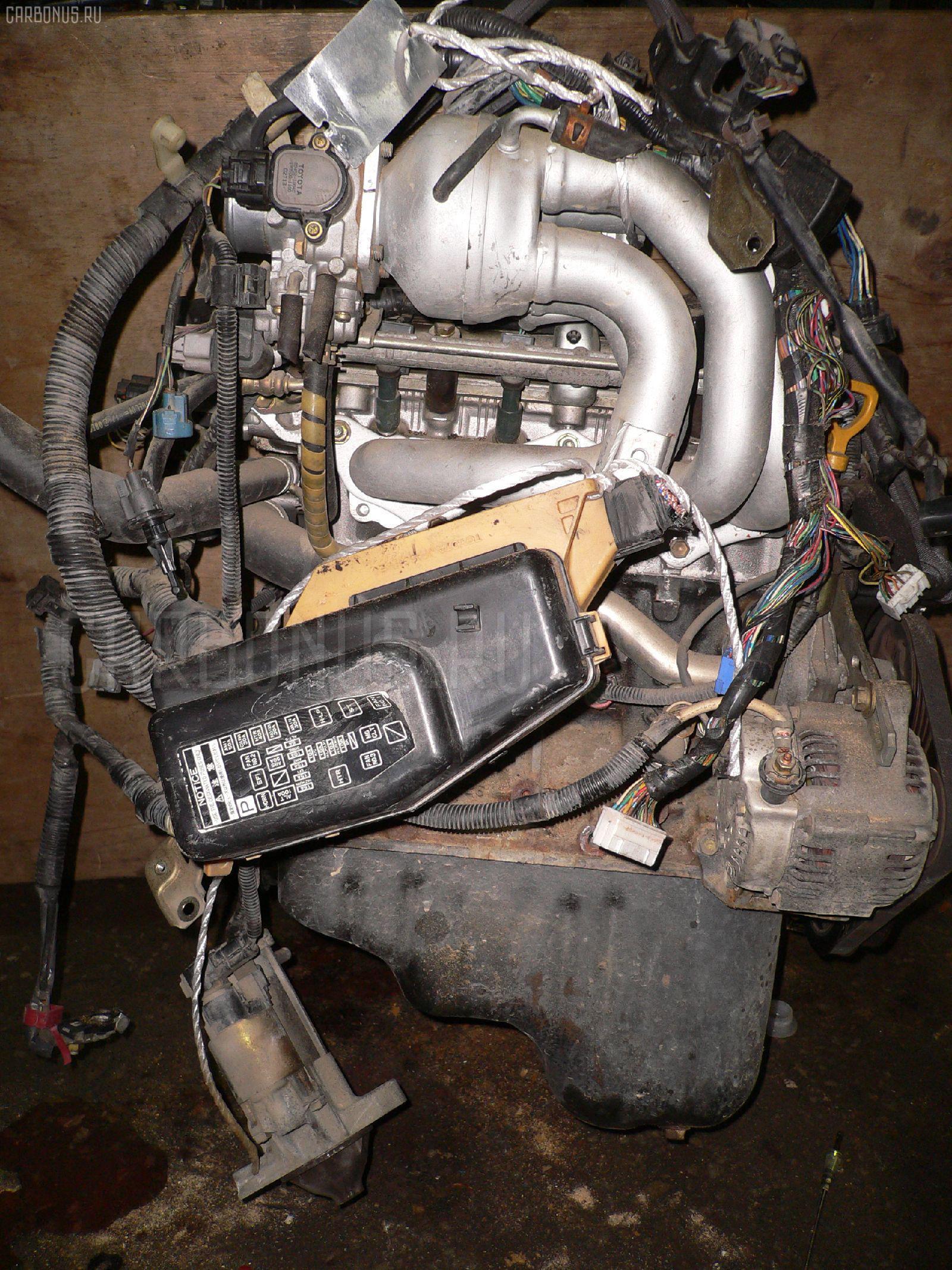 Двигатель TOYOTA STARLET EP91 4E-FE Фото 5