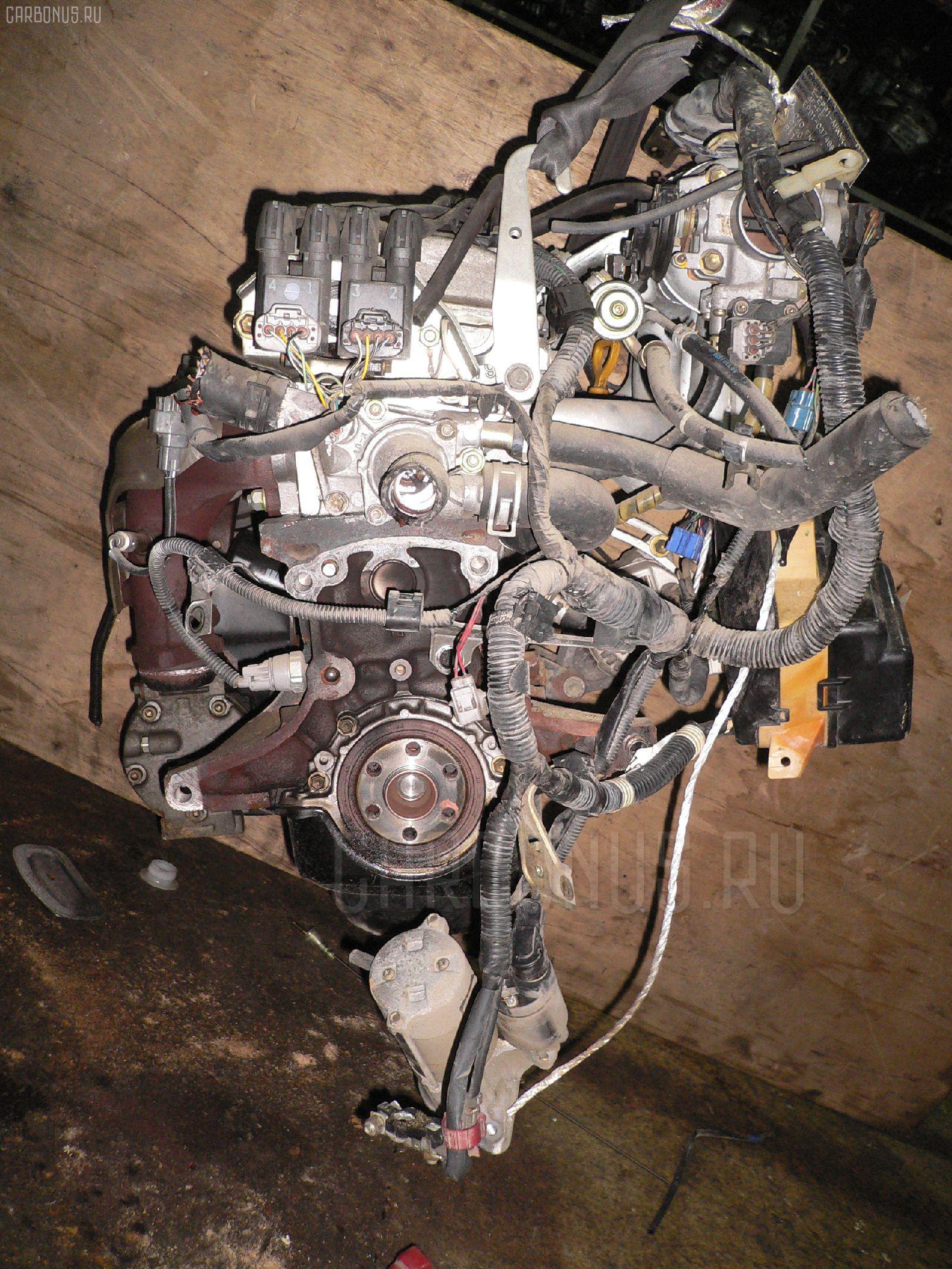 Двигатель TOYOTA STARLET EP91 4E-FE Фото 6
