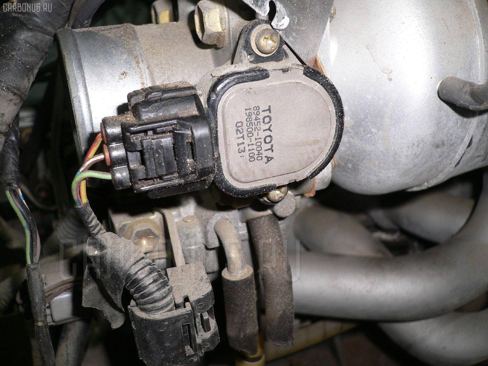 Двигатель TOYOTA STARLET EP91 4E-FE Фото 4