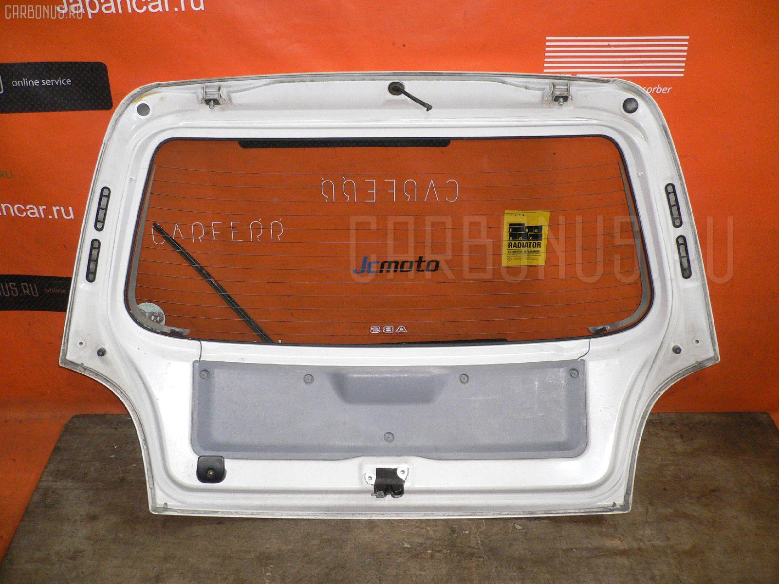 Дверь задняя TOYOTA STARLET EP91 Фото 2