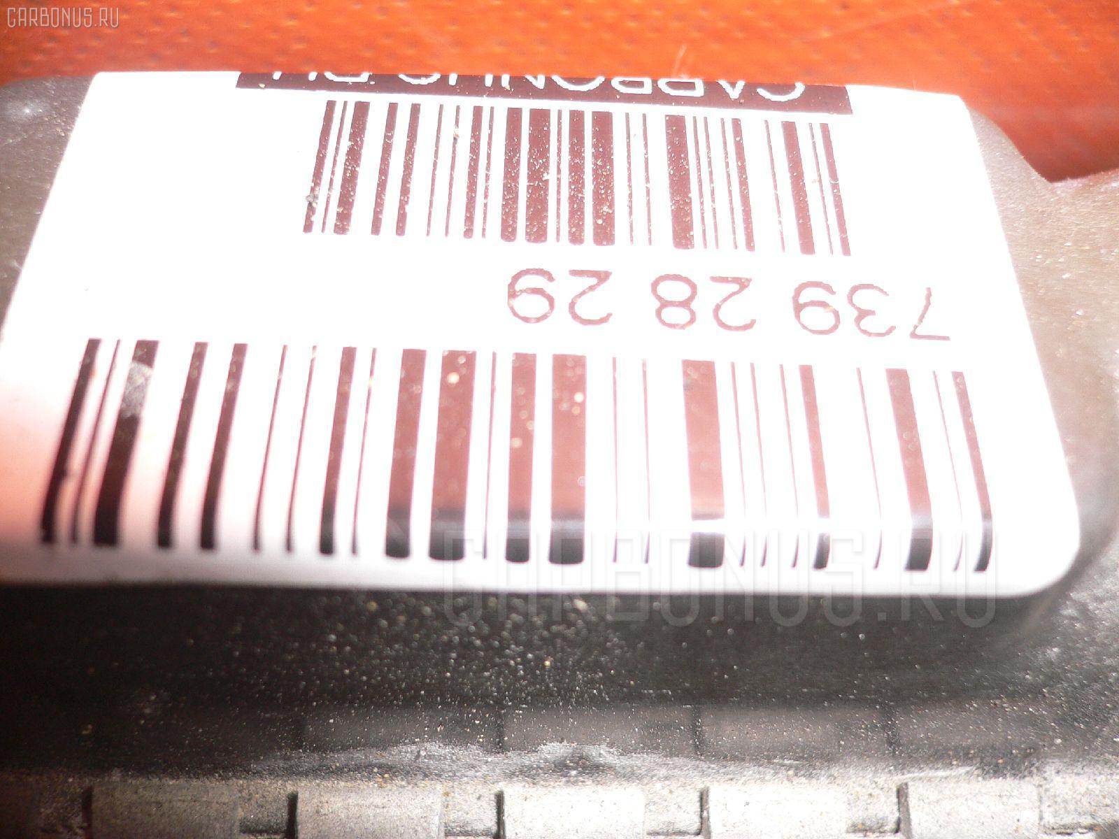 Радиатор ДВС TOYOTA STARLET EP91 4E-FE Фото 8