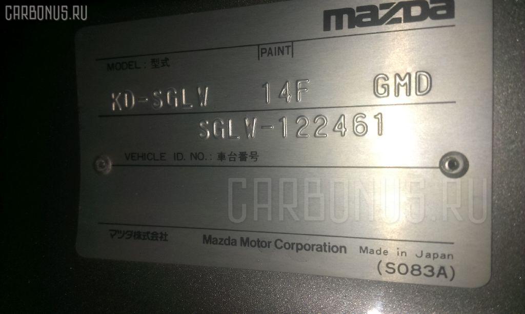 Двигатель MAZDA BONGO FRIENDEE SGLW WL-T Фото 15