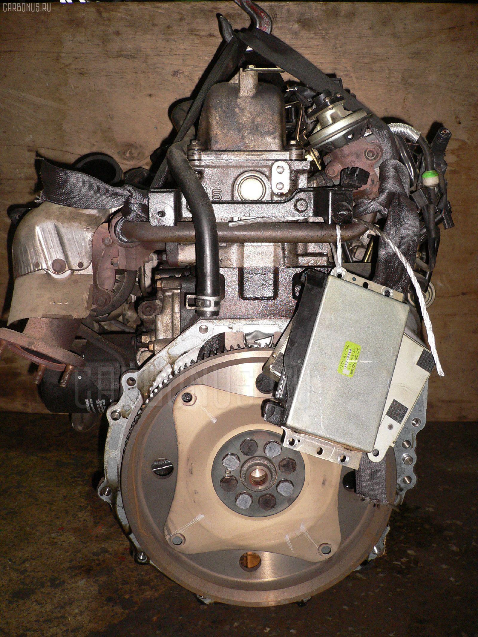 Двигатель MAZDA BONGO FRIENDEE SGLW WL-T. Фото 8