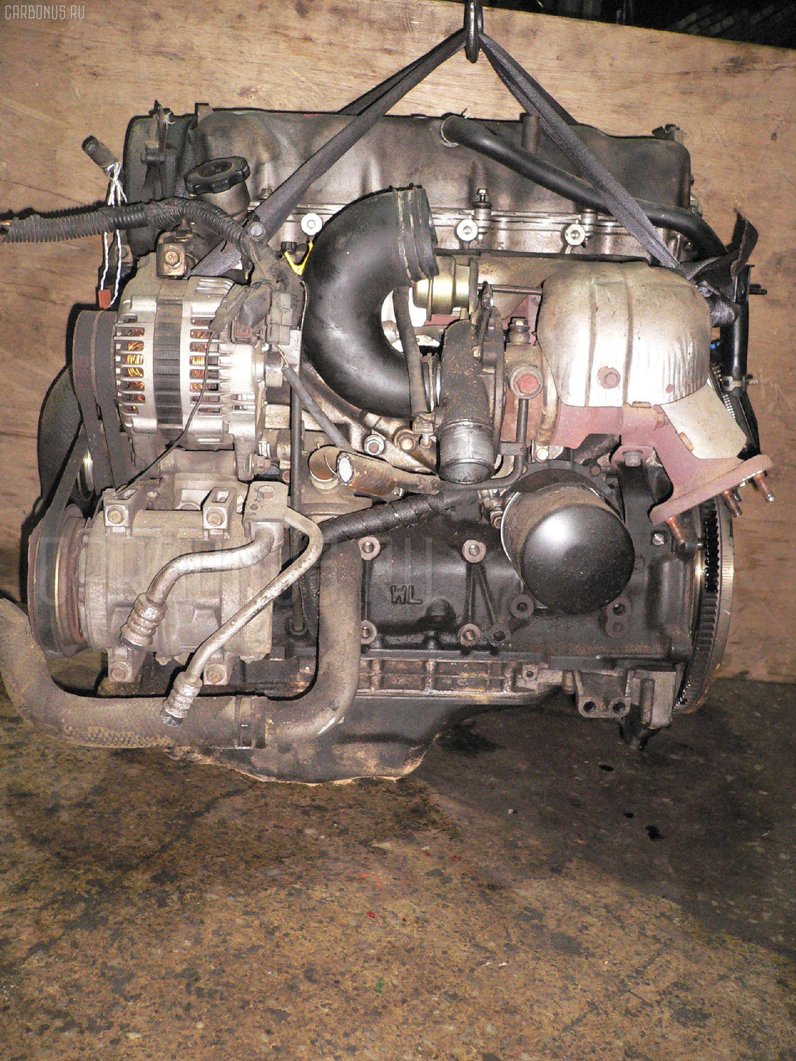 Двигатель MAZDA BONGO FRIENDEE SGLW WL-T Фото 14