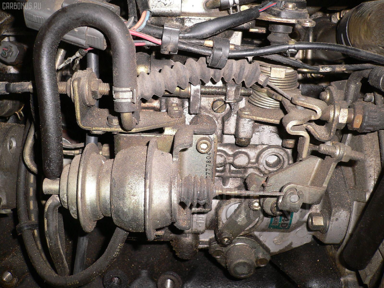 Двигатель MAZDA BONGO FRIENDEE SGLW WL-T. Фото 10